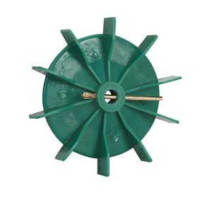 No. 1001  Plastic Fan suitable for 56 Frame Size(1/8 HP)