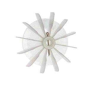 No. 1015  Plastic Fan suitable for P-132 Frame Size(7.5-10HP)