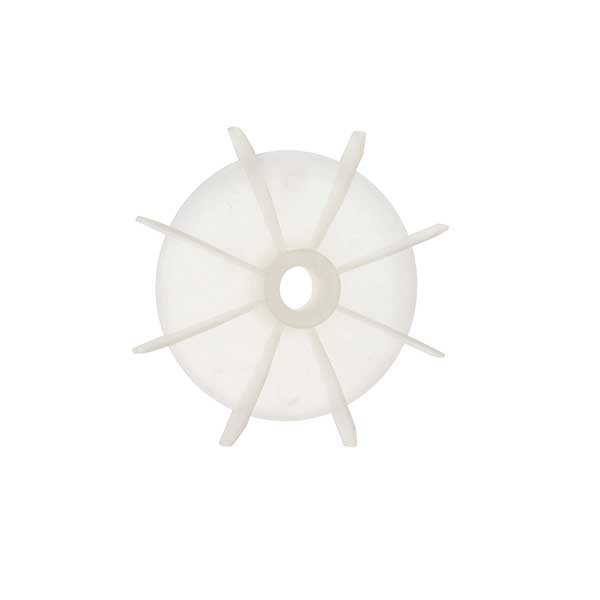 No. 1132  Plastic Fan suitable for Alstom/GEC 63/71 Frame 1/4-1/2 HP
