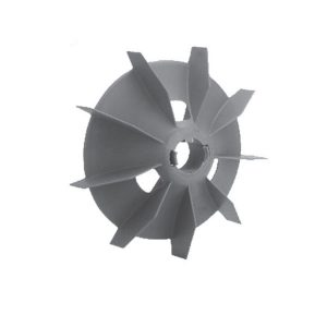 No. 1918  Plastic Fan Suitable For ABB 160 Frame 4 Pole (15 - 40HP)
