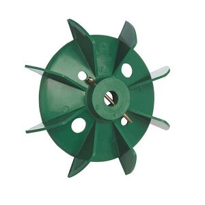 No. 1006  Plastic Fan suitable for 100 Frame Size(3HP)