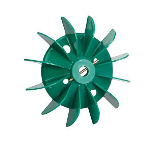 No. 1007  Plastic Fan suitable for 112 Frame Size(5HP)