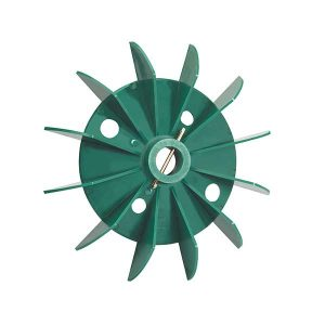 No. 1008  Plastic Fan suitable for 132 Frame Size(7.5-10HP)