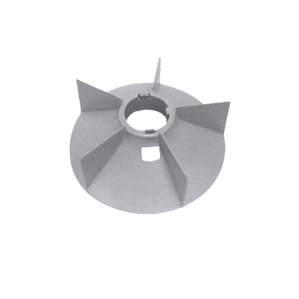 No. 1913  Plastic Fan Suitable For Siemens 250 New (5 Blades) (75 HP)