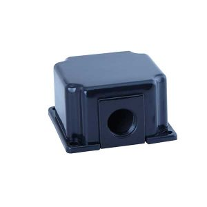 No. 551  Plastic Terminal Box PB 72 x 72 x 41 mm
