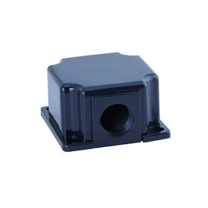 No. 553  Plastic Terminal Box PB 62 x 62 x 35 mm