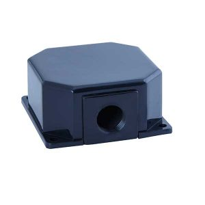No. 554  Plastic Terminal Box PB 85 x 85 x 41 mm